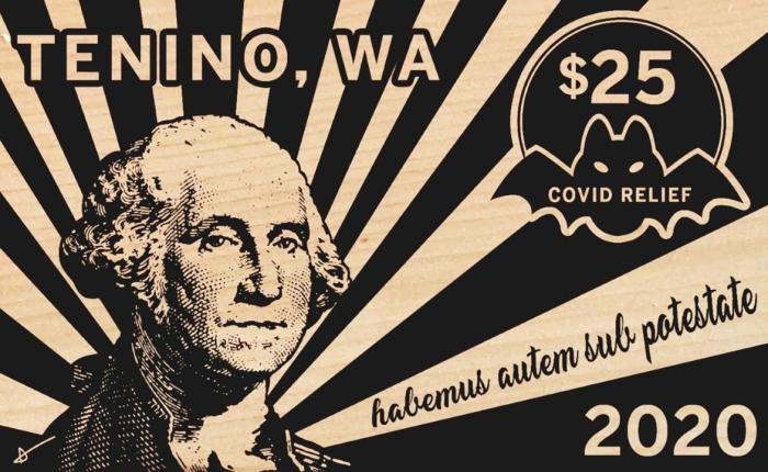 Alternative Money: The WoodenDollar.